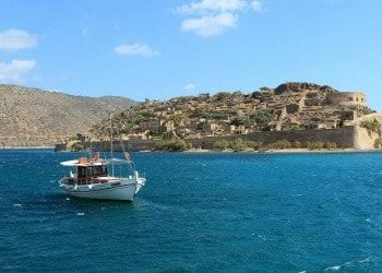 Wyspa Spinalonga